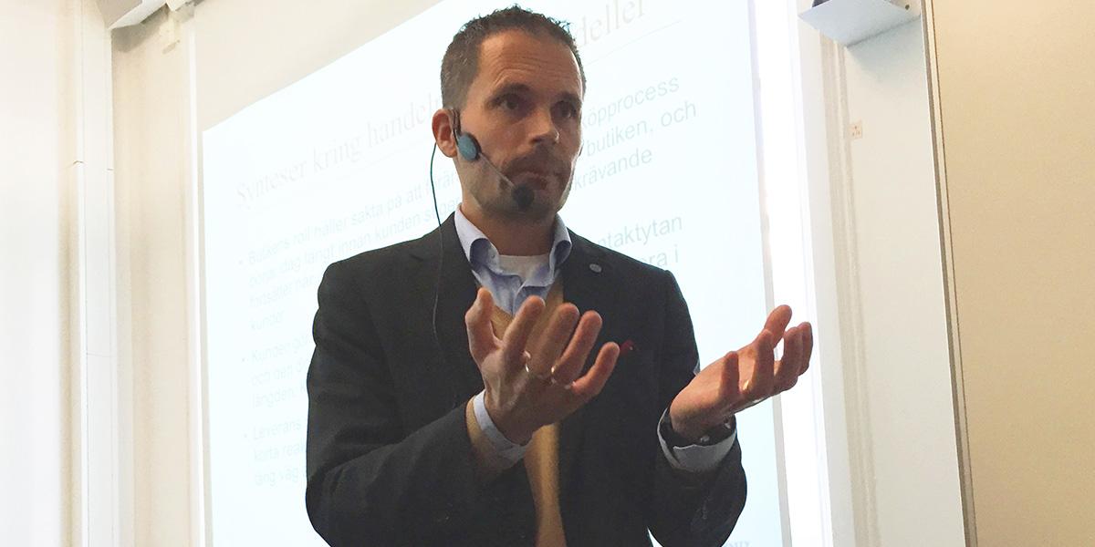 Jens Hultman (photo: Magnus Nilsson)